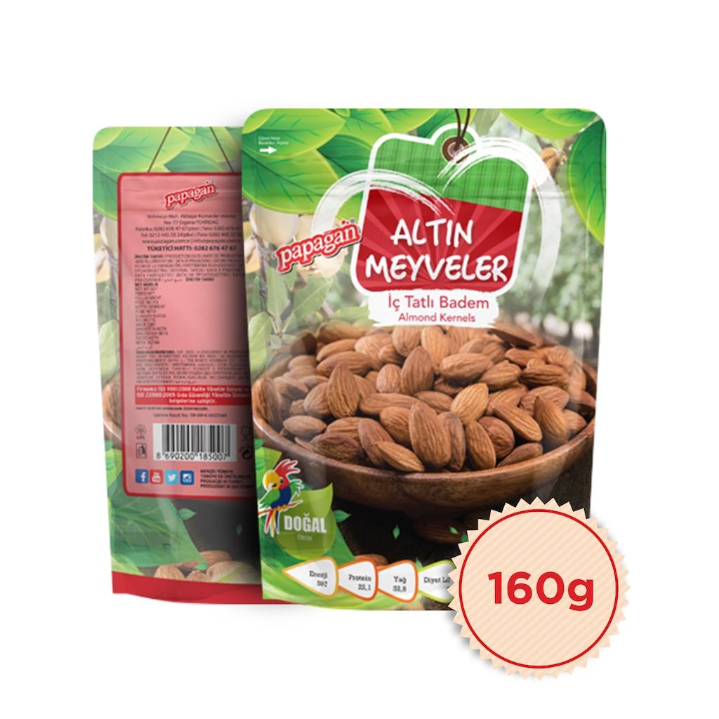 82465901 - Papağan Altin Meyveler Iç Tatli Badem 160 GR - n11pro.com