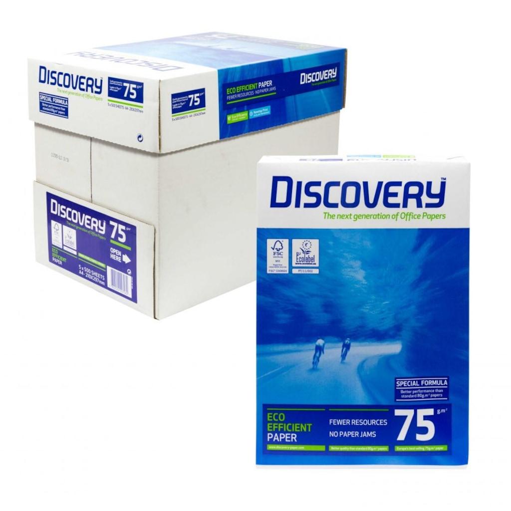 67232494 - Discovery 75 GR. 500 Sayfa A4 Fotokopi Kağıdı - n11pro.com