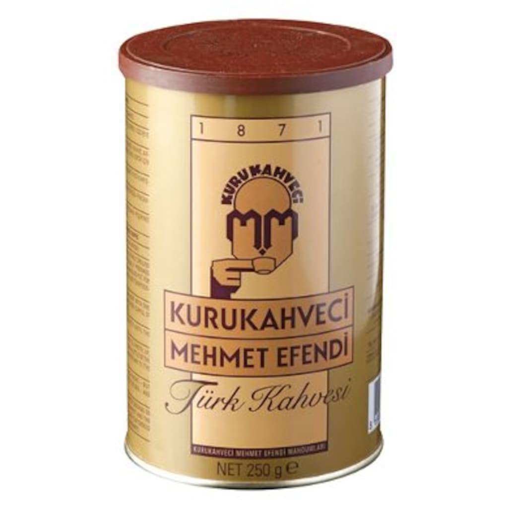 16402800 - Mehmet Efendi Türk Kahvesi Teneke Ambalaj - n11pro.com