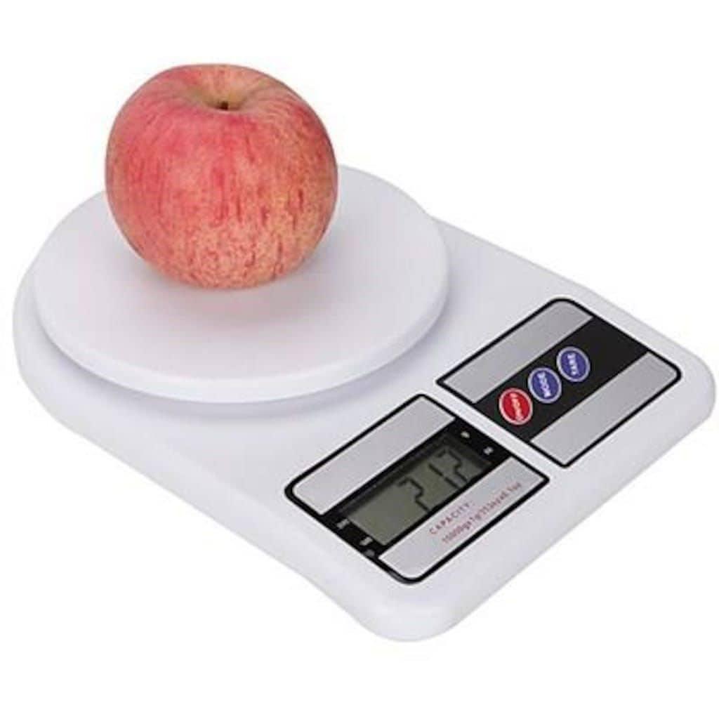 95856933 - LCD Ekranlı Hassas Dijital Mutfak Terazisi - n11pro.com