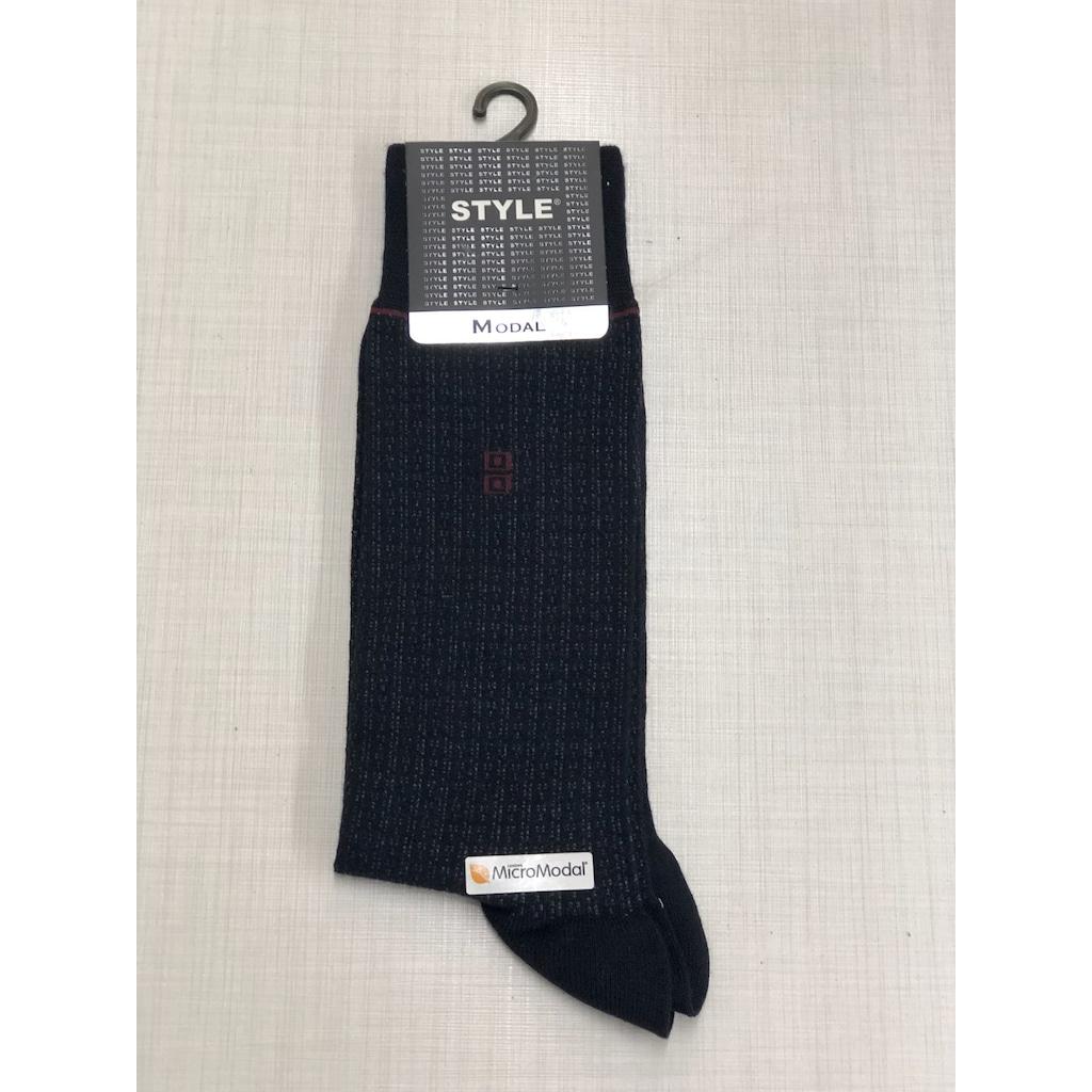 58769431 - Style Modal Erkek Çorabı Siyah Standart - n11pro.com