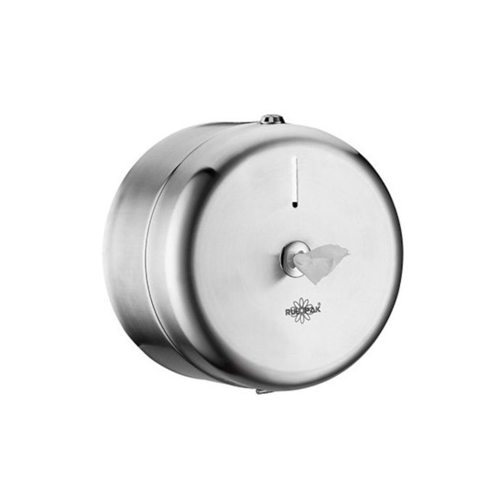 21285158 - Rulopak Mini Cimri Paslanmaz Tuvalet Kağıdı Dispenseri - n11pro.com