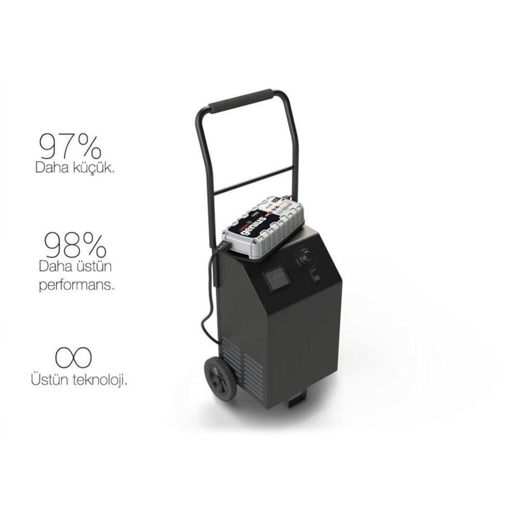 78280966 - Noco Genius G26000 12V-24V 500Ah Ultrasafe Akü Şarj ve Bakım - n11pro.com