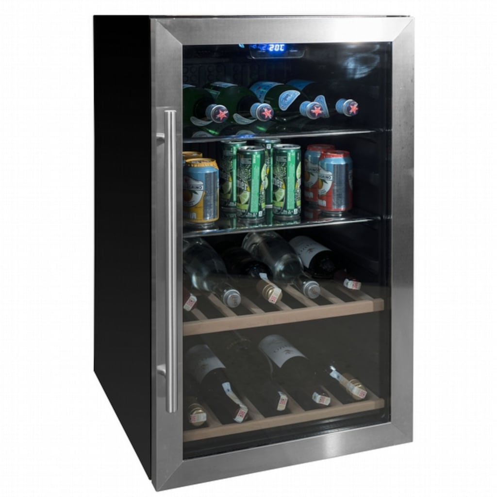 09209429 - Silverline BC49001X01 Meşrubat & Şarap Dolabı - n11pro.com