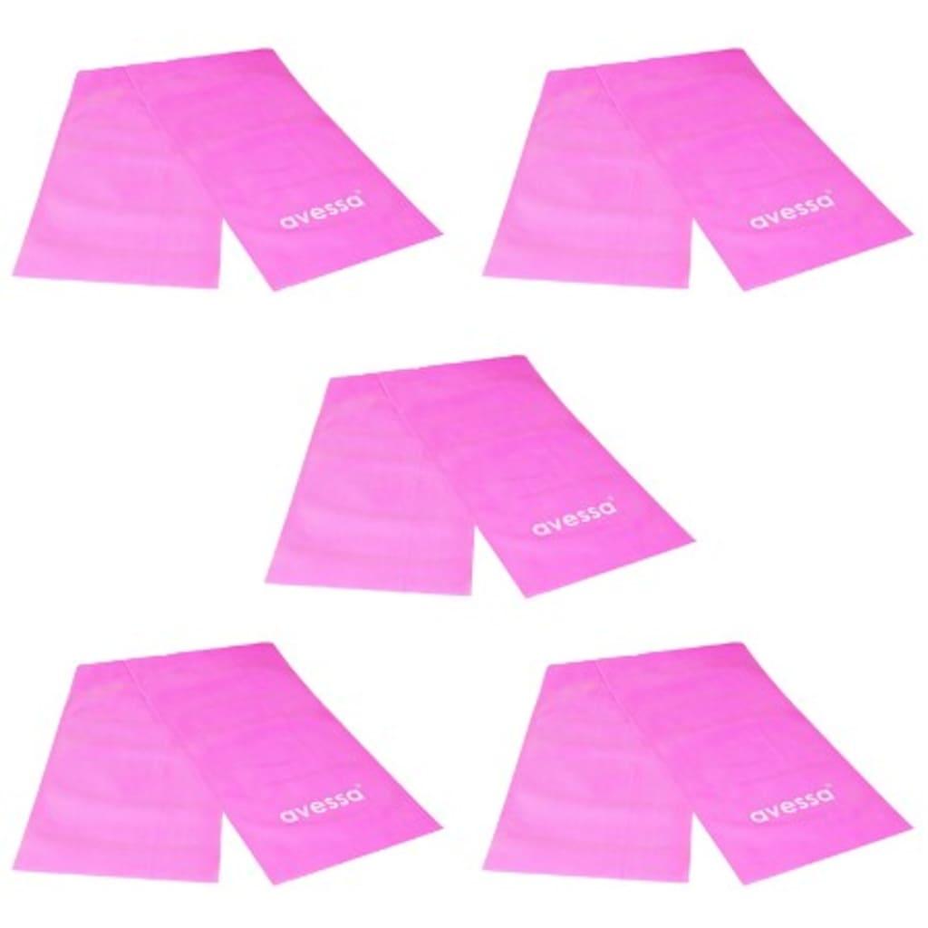 87425740 - Avessa Pilates Bantı Pembe 150 x 15 x 0,3 CM - n11pro.com
