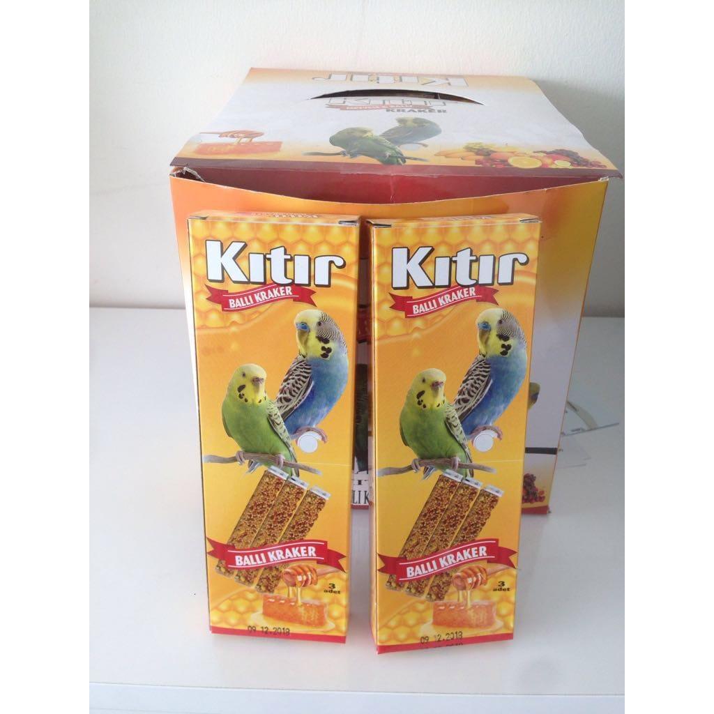56429984 - Kıtır Kuş Krakeri Kuş Yemi Ballı 100 GR - n11pro.com