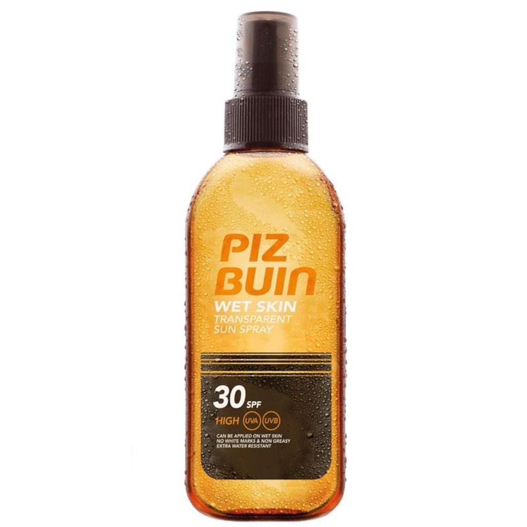 60754373 - Piz Buin Wet Skin Transparent Sun Spray SPF 30 150 ML - n11pro.com