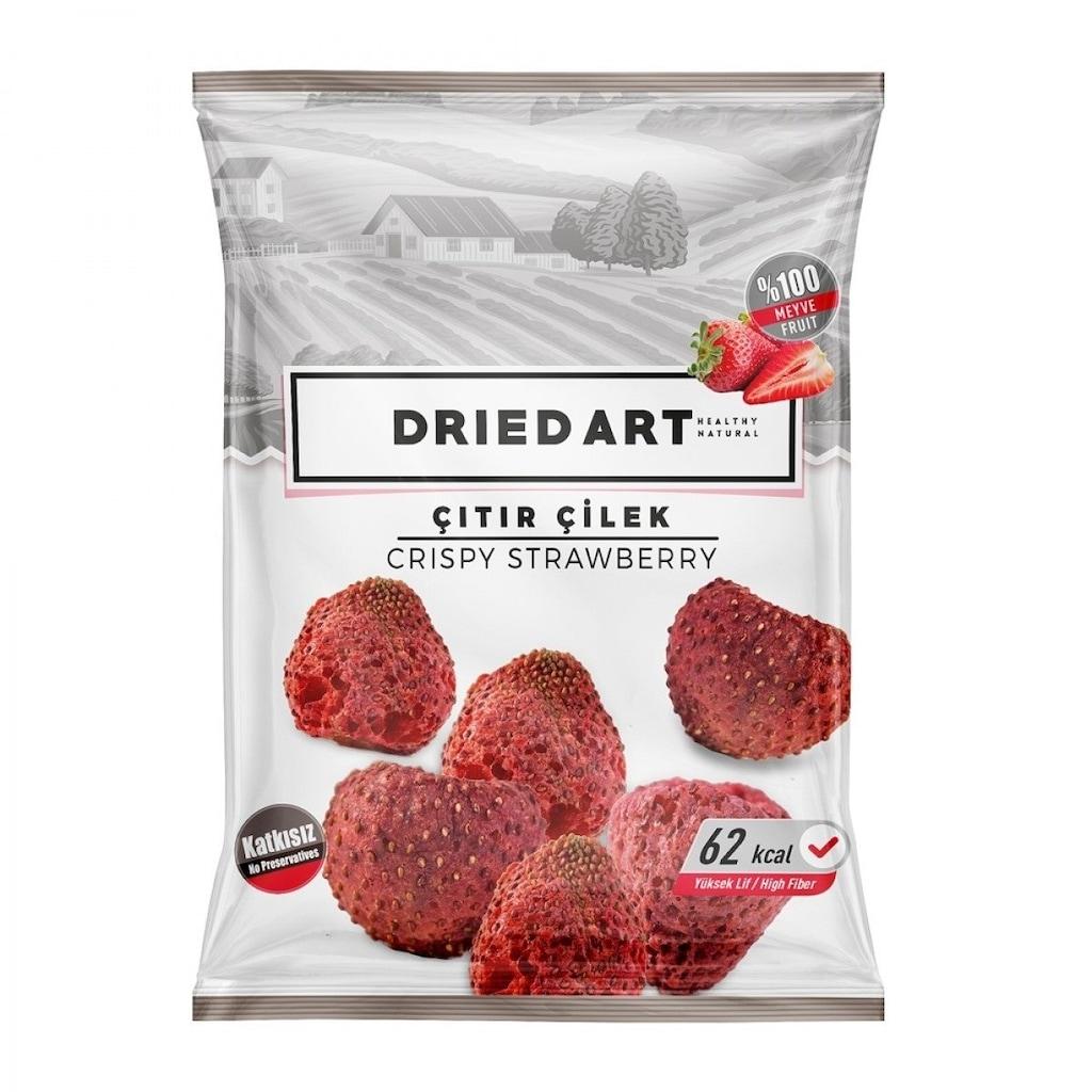 14203082 - Dried Art Çıtır Çilek 18 GR - n11pro.com