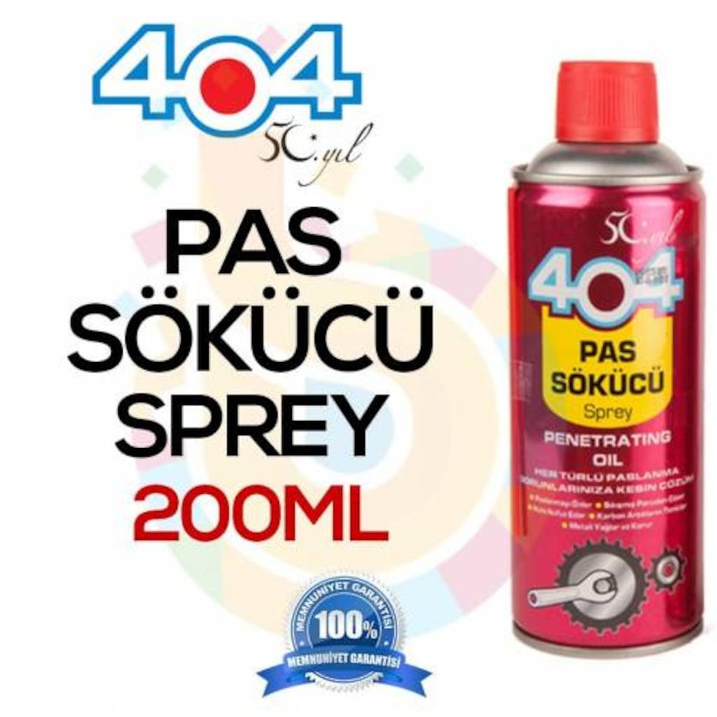 45175253 - 404 Pas Sökücü Sprey 200ML - n11pro.com