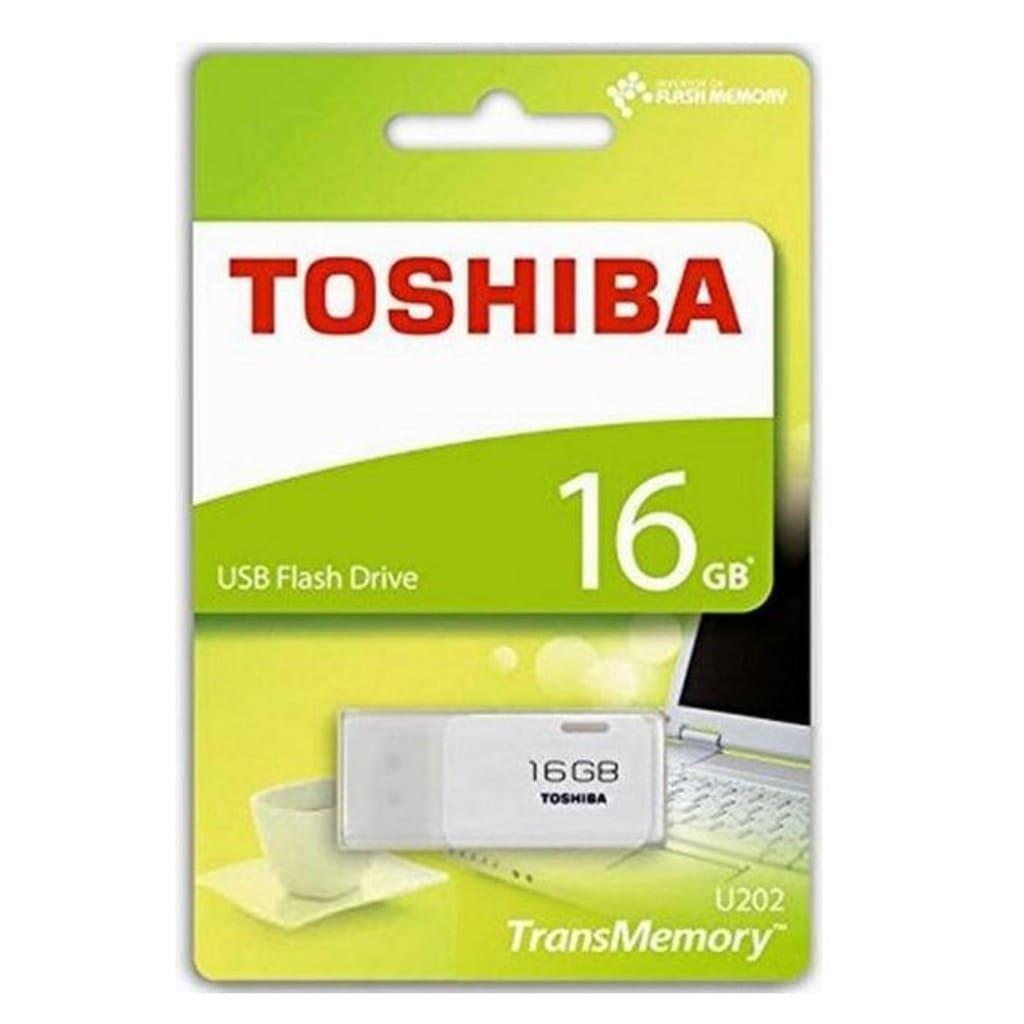 80673396_491869316 - Toshiba TransMemory U202 16 GB USB Flash Bellek - n11pro.com