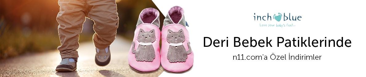 Bebeshop - Deri Bebek Patiklerinde n11.com'a Özel İndirimler