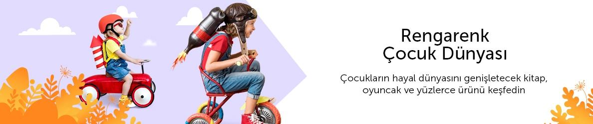 Akülü Araba,Bisiklet ve Scooter Fırsatları