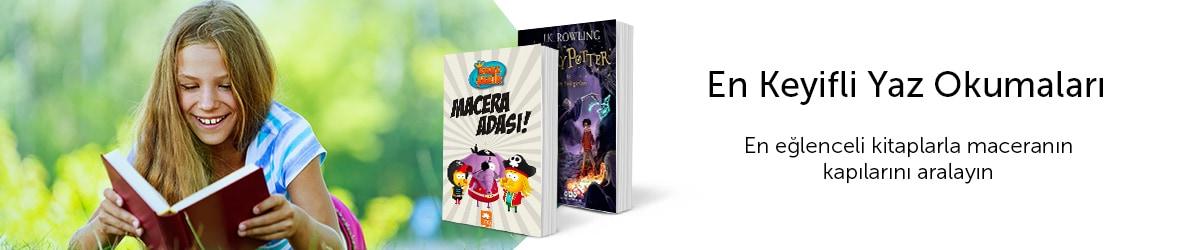 Çocuklar ve Gençler için Yaz Kitapları