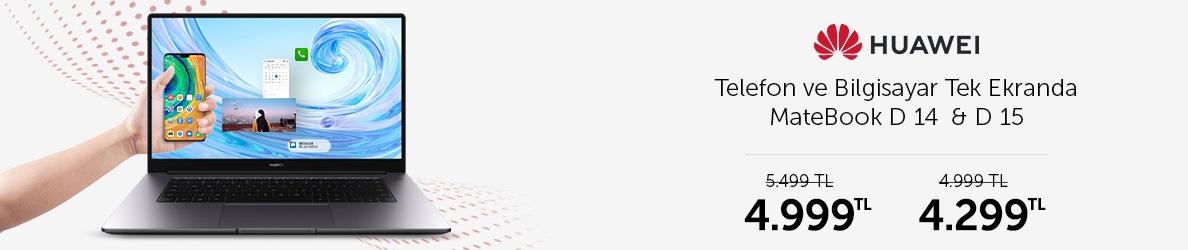 Huawei Notebook Promosyonu