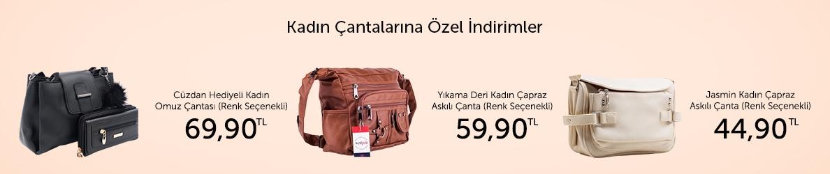 Uygun Fiyatlı Kadın Çantaları