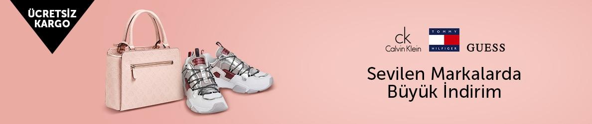 Lüks Marka Çanta ve Ayakkabı Fırsatları