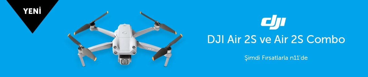 DJI Air 2S ve Air 2S Combo