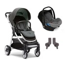 Mamas Papas Armadillo Flip XT 2 Travel Sistem Bebek Arabası Grey