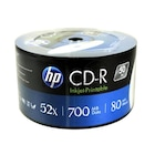 HP CD-R (CRE00070-3) 52X700MB 50LI SPINDLE