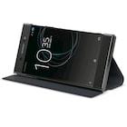 Sony SCSG40 Siyah Xperia™ XA1 Ultra ile uyumlu Son Moda Kılıf