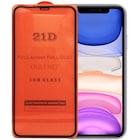 AZR 6D ECO Oulemei 21D iPhone 11 Ekran Koruyucu Cam