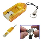 KILIFLI MİKRO SD KART OKUYUCU USB 2.0  GG-CR28A