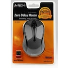 A4 Tech G3-280A 2.4 GHz Kablosuz  Usb Mouse Siyah