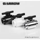 Barrow Mini vana - Gümüş ve Siyah