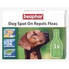 Beaphar Bio Spot On Repels Fleas Köpek Pire Damlası (3'lü Paket)