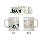 Yazılım Dilleri Kupa Bardak