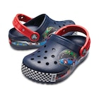 Crocs Crocband Fun Lab Lights Kids Navy