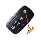 Elektirik Çarpan Araba Anahtarı