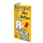 8. Sınıf 1. Dönem Akıl Notları Tonguç Akademi
