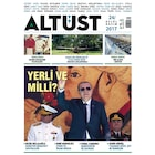 Altüst Dergisi Sayı 24 - Yerli Millî