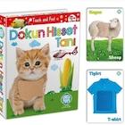 Dokun Hisset Tanı Eğitim Kartları, Zeka Kartları, Circle Toys