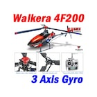 Walkera HM4F200 6 Kanal RTF Pro Helikopter