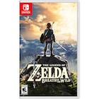Nintendo Switch THE LEGEND OF ZELDA BREATH OF THE WILD SIFIR