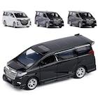 Toyota Alphard Modeli Oyuncak Araba Siyah