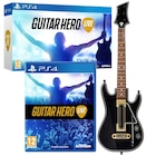 PS4 Guitar Hero Live - PS4 Gitar