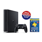 Sony PS4 Slim Black 500 GB + 3 Ay Plus Hediye Eurasia Garantili