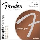 Fender Phosphor Bronze 60CL Custom Light Akustik Gitar Teli