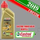 2019 CASTROL POWER1 4T 10W-40 1LT MOTOR YAĞI + CASTROL ANAHTARLIK