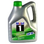 Mobil 1 ESP Formula 5W-30 4LT DPF Araçlara Uygun Benzinli Dizel