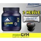 Multipower Glutamin L-Glutamine %100 Pure 500 gr