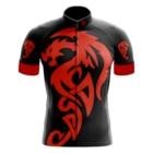 LEO / DRAGON Kısa Kollu Bisiklet Forması