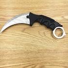 CS GO Metal İşlemeli Karambit - Keskin Bıçak, Paslanmaz Çelik, Pl