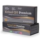 Krinol Q10 Premium - Krill Yağı ve Koenzim Q10 - 30 Kapsül-2 Kutu