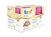 Uni Baby Sensitive 24 Paket Kapaklı Islak Mendil Havlu 1344 Yapr