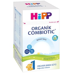 Hipp 1 Combiotic Organik Bebek Sütü 0+ Ay 800 G