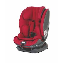 Prego 4082 Cabrio İsofixli Oto Koltuğu Kırmızı